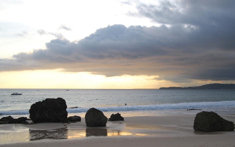 Nihiwatu beach